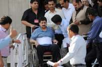 آزادی صحافت پر کو ئی سمجھوتہ نہیں ہو گا ،سینئر صحافی حامد میر ، وہیل ..