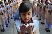 کمسن بچیوں سے زیادتی کے بڑھتے ہوئے واقعات،والدین بچیوں کو قرآن کی تعلیم ..