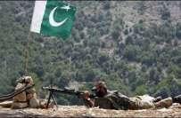 پاکستان کا سرحد پار سے فوجی چیک پوسٹ پر دہشتگرد وں کے حملے پرافغانستان ..