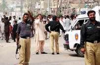 کراچی میں دہشت گردی کا خاتمہ،پولیس کیلئے خریدے گئے سامان میں گھپلوں ..