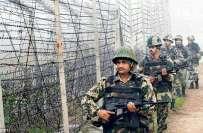 لائن آف کنٹرول پر بھارتی فوج کی فائرنگ سے پاکستانی شہری شہید ہوگیا، ..
