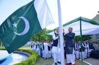 نئی دہلی میں پاکستانی ہائی کمیشن میں یوم آزادی کے حوالے سے تقریب بھارتی ..