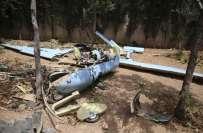 اسرائیل کا شام سے آنے والا ڈرون مار گرانے کا دعوی