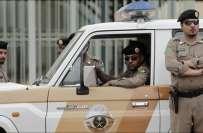 سعودی عرب،دہشت گردوں کی مددکے الزام میں13 انتہا پسندوں کودس سال قید،