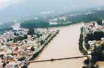 پنجاب اور آزاد کشمیر میں تباہی اور بربادی کی داستانیں رقم کرنے کے بعد ..