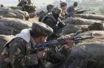 بھارتی فورسز کی لائن آف کنٹرول پر بلا اشتعال فائرنگ، پاک فوج کا جواب