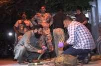 کراچی میں عید پر دہشتگردی کا بڑا منصوبہ ناکام