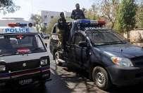 کراچی ، سی آئی ڈی پولیس کی کارروائی ، کالعدم لشکر جھنگوی کے 5دہشت گرد ..