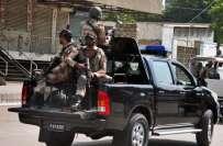 صوبہ پنجاب میں یوم عاشور کے موقع پر سیکورٹی انتظامات مکمل ،5 ہیلی کاپٹرزفضائی ..