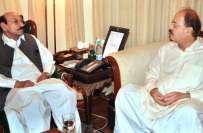 تھر کی کشیدہ صورتحال: پیپلز پارٹی نے قائم علی شاہ اور منظور وسان کو ..
