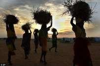 ایک رات میں افریقی گاوٴں کی 200خواتین زیادتی کا شکار