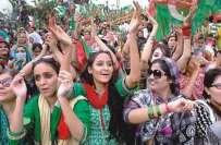 پاکستان تحریک انصاف نے 20نومبر سے دھرنے کا نیا شیڈول جاری کردیا،