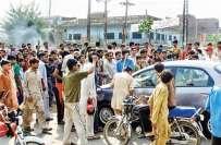 فیصل آباد کے انڈسٹری علاقوں کو بجلی کی لوڈ شیڈنگ سے مکمل مستثنیٰ دے ..
