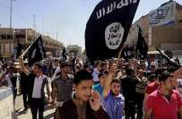 داعش یومیہ 10 لاکھ 65 ہزار ملین ڈالر مالیت کا تیل فروخت کر رہی ہے،عالمی ..