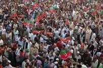 تحریک انصاف اور ضلعی انتظامیہ میں 30 نومبر کو جلسہ کے لئے جگہ کے تعین ..