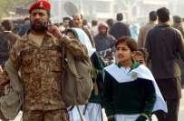 پنجاب بھر کے تعلیمی اداروں میں شہدائے پشاور کیلئے دعائے مغفرت ،ایک ..