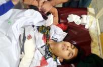 سانحہ پشاور، ہسپتال پہنچنے والے بچوں کو دیکھ کر ڈاکٹر اور نرسیں بھی ..