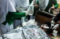 سانحہ پشاور کا ایک اور زخمی طالب علم دم توڑ گیا، شہید بچوں کی تعداد ..
