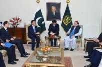 چینی نائب وزیر نے سانحہ پشاور میں قیمتی جانوں کے ضیاع پر اظہار افسوس ..