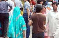 لاہور، سکیورٹی خدشات کے پیش نظر شہر بھر میں پولیو مہم کو ملتوی کر دیا ..