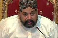 مولوی عبد العزیز کے خلاف ریاست پاکستان سے غداری کا مقدمہ چلایا جائے،صاحبزادہ ..