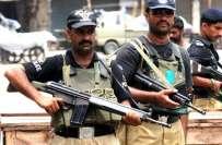 کراچی، پولیس افسران کو افغانستان کے نمبرز سے دھمکیوں کا انکشاف