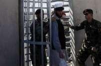 پاکستان نے غیر قانونی طور پر مقیم 28 افغان قیدیوں کو ڈسٹرکٹ جیل سکھر ..