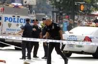 نیویارک ،حملہ آور نے کہا تھا ،دیکھو میں کیا کرنے والا ہوں ،پولیس ،