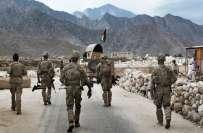 افغانستان،کنڑ میں جاری آپریشن کے دور ان 151جنگجو مارے گئے ،