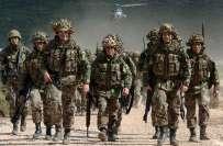 نیٹو افواج کا افغانستان میں 13 سالہ آپریشن کا باضابطہ اختتام