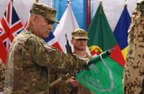 افغانستان میں نیٹو افواج کا 13 سالہ آپریشن اختتام پذیر، سیکیورٹی افغان ..