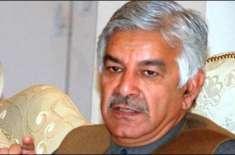 پر ویز مشرف کو بیرون ملک بھیجنے کا کوئی فیصلہ نہیں کیا،خواجہ آصف