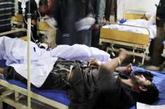 پشاور ، کوچہ رسالدار میں ہوٹل میں خود کش بم دھماکہ ، 9افراد جاں بحق ، ..