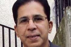 ڈاکٹر عمران فاروق قتل کیس کے دو مشتبہ افراد کی تلاش کیلئے برطانیہ کا ..