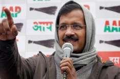 بھارت میں کرپشن کی فتح ، عام آدمی نے اقتدار کو ٹھوکر ماردی ، کیجریوال ..