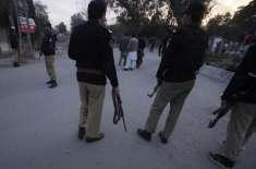 پشاور،ایرانی قونصلیٹ کی سیکورٹی چیک پوسٹ پر خودکش حملہ،3جاں بحق،دس ..