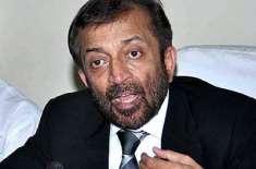 شرپسند پاکستان کی شکل دنیا بھر میں مسخ کرنا چاہتے ہیں: فارق ستار