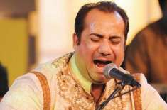 حکومت گلوکاروں کیلئے ادارے کی بنیاد رکھے' پاکستان میں ٹیلنٹ موجود ..
