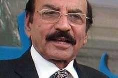 میڈیا کومیرے استعفے کا انتظار ہے،ایسا ہوگا نہیں، قائم علی شاہ