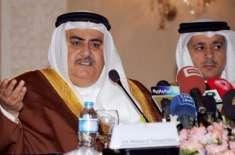 پاکستان خودمختار ملک ہے، اس پر اثرانداز نہیں ہورہے، بحرینی وزیر خارجہ