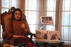 اسلام آباد میں سینیٹراعظم ہوتی کی سابق بیوی کی خودسوزی کی کوشش