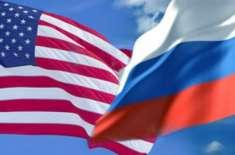 امریکا کی روس کے معاشی منصوبوں پر، روس کی امریکی سیاستدانوں پر پابندی