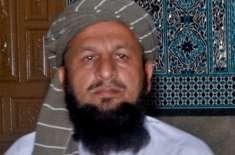 طالبان نے تمام تنظیموں پر کنٹرول حاصل کرلیا ہے،مولانا یوسف شاہ،کوشش ..