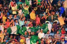 گراوٴنڈ میں پاکستانی پرچم لہراتے دیکھ کر بنگلہ دیشی حکومت پر سکتہ طاری، ..
