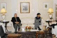 وزیر داخلہ کی سربراہی میں مذاکراتی کمیٹیوں کا اجلاس، قیدیوں کی رہائی ..