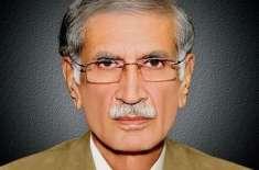 طالبان نے فی الحال کوئی مطالبہ نہیں کیا: پرویز خٹک