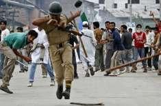 مسئلہ کشمیر 6 انتہائی تشویشناک تنازعات میں شامل ، جنوبی ایشیا میں کشیدگی ..