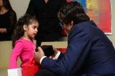 ارادھیا کو دبئی سے اس کے مداح نے تحفہ بھیج دیا