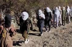 جنوبی وزیرستان کالعدم تنظیم تحریک طالبان کے دو مرکزی دھڑوں کے مابین ..