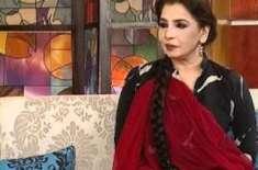اداکارہ شیبا حسن نے ایک مرتبہ پھر اسٹیج پر کام کرنے کی معذرت کر لی